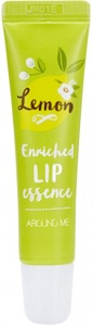 Бальзам для губ Around me enriched lip essence lemon 8,7гр