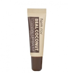 Бальзам для губ с экстрактом кокоса FarmStay Real Coconut Essential Lip