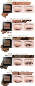 Тени для век моно Fitting Forever Single Shadow_#Day(Pearl Beige) 3,8гр
