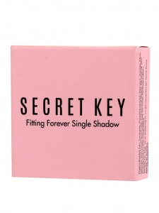 Тени для век моно Fitting Forever Single Shadow_#Peach Cream(Vivid Coral) 2,5гр